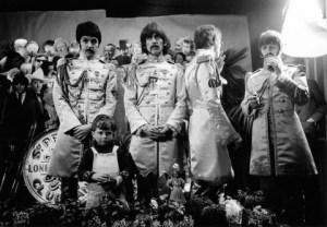 Beatles em sua fase contracultural e psicodélica