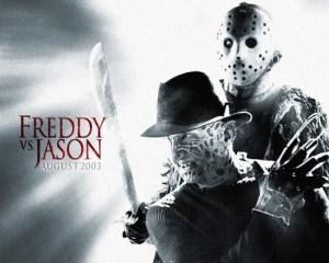 Freddy Vs Jason... que lambança!