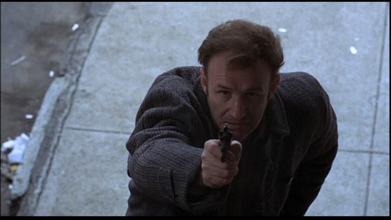"""Gene Hackman como """"Popeye"""" Doyle, o policial ambíguo de Operação França"""
