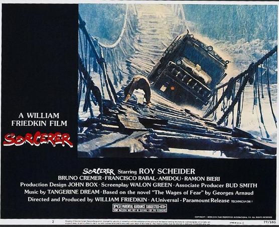 O Comboio do Medo (Sorcerer) foi a egotrip que derrubou William Friedkin!