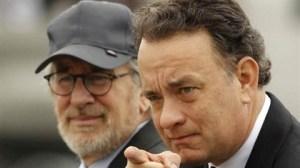 Hanks e Spielberg juntos, sucesso comercial garantido