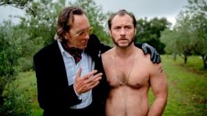 Surto 2 de Dom Hemingway com seu amigo, interpretado por Richard E Grant