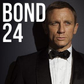 por enquanto chamado de Bond 24...