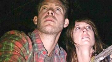 Pé Grande aterrorizando casal em Willow Creek