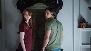 Irmãos Tim e Kaylie + o Espelho