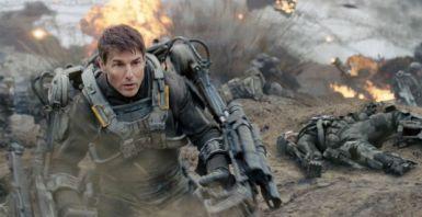 No Limite do Amanhã, com Tom Cruise foi apontado como fracasso!