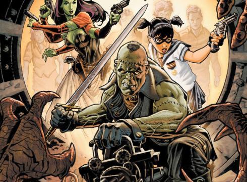 Nova série, novo nome: Frankenstein: Agent of S.H.A.D.E.