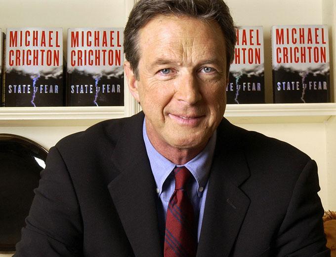 Michael Crichton (1942 – 2008)