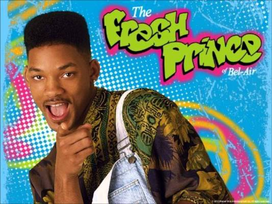 O tal do Fresh Prince!