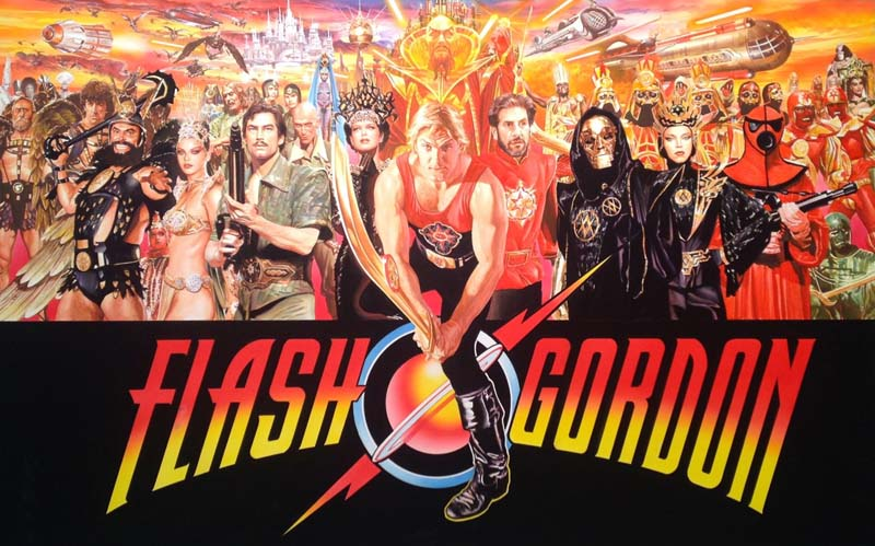 Flash Gordon_Alex Ross