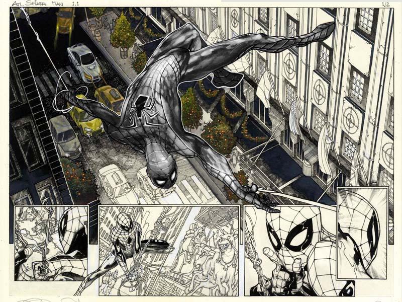 Amazing Spider man#1.1