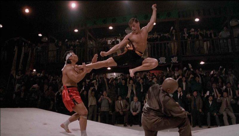 Van Damme em cena clássica!