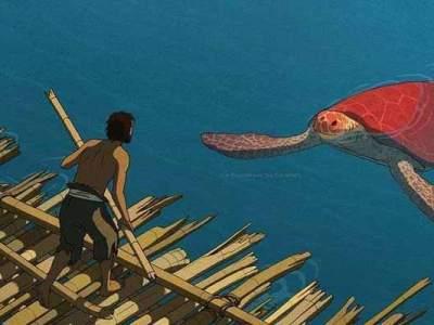 Ghibli - La Tortue Rouge