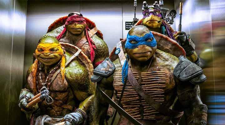 Tartarugas Ninja: Fora das Sombras