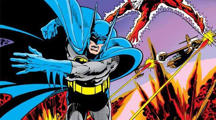 Batman - Jim Aparo