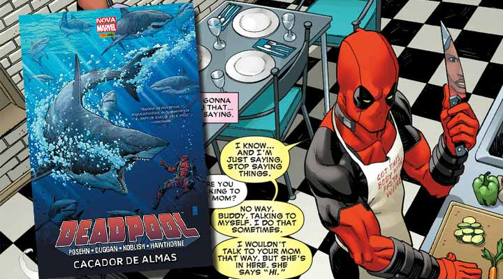 Deadpool: Caçador de Almas