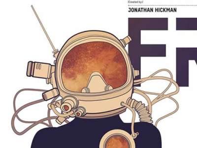 Frontier - Jonathan Hickman