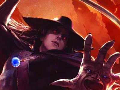 Vampire Hunter D - Stranger Comics
