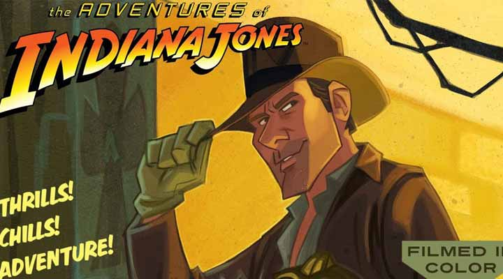 Indiana Jones - Animação
