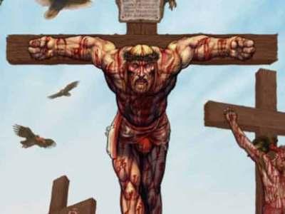 Grant Morrison - Savage Sword of Jesus Christ
