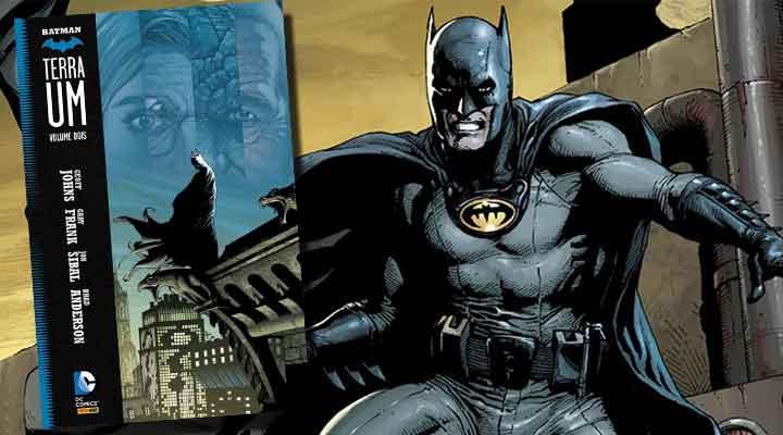 Batman: Terra Um Vol. 2