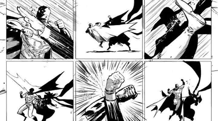 Batman e O Sombra se encontram em crossover!