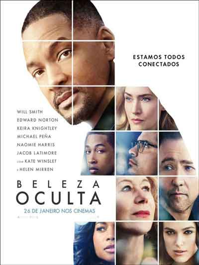 Beleza Oculta, drama com Will Smith