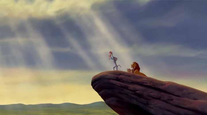 Os planos mais bonitos da Disney