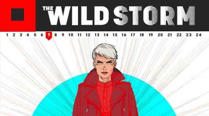 Título The Wild Storm coloca escritor britânico novamente a frente de personagens que levaram seu nome ao mundo