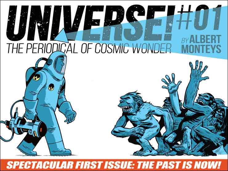 Universe! - Albert Monteys