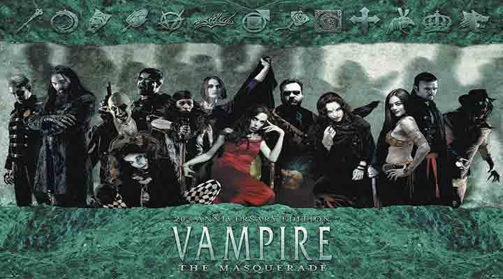 Novo jogo da franquia Vampire The Masquerade sairá para mobiles e, posteriormente, para plataformas