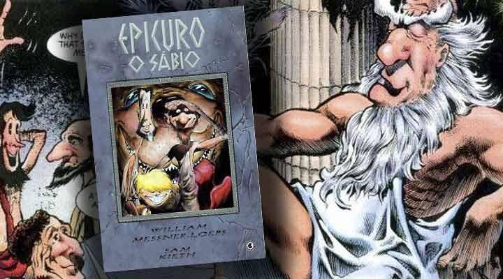 Conheça Epicuro! (O de verdade.)