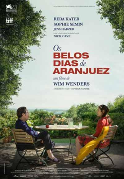 Os Belos Dias de Aranjuez, de Wim Wenders