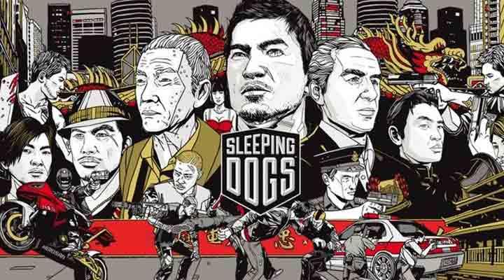 Ator chinês estará em casa com Sleeping Dogs, jogo de mundo aberto da Square Enix