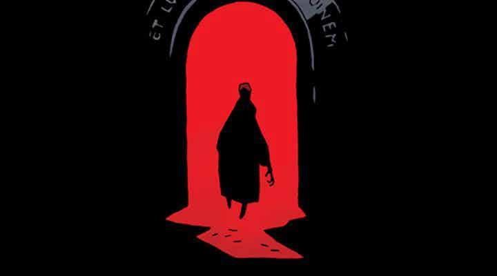 Warwick Johnson-Cadwell ilustra o roteiro de Mike Mignola em Mr. Higgins Comes Home