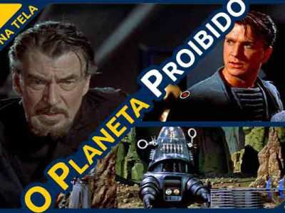 Planeta Proibido na pauta do Formiga na Tela!