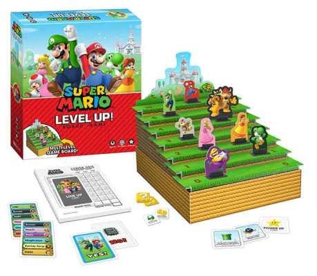 Super Mario Level Up! traz um sopro de novidade para o clássico personagem