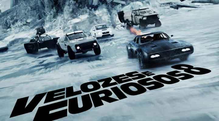 Velozes e Furiosos 8 - Franquia ainda tem gás e a diversão continua!