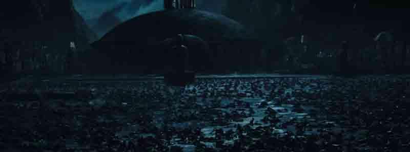 Alien: Covenant tem um design de produção equivocado.