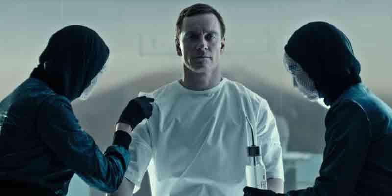 Alien: Covenant - Michael Fassbender em ótima atuação como o androide David