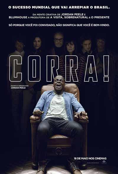 Confira a crítica do filme Corra!