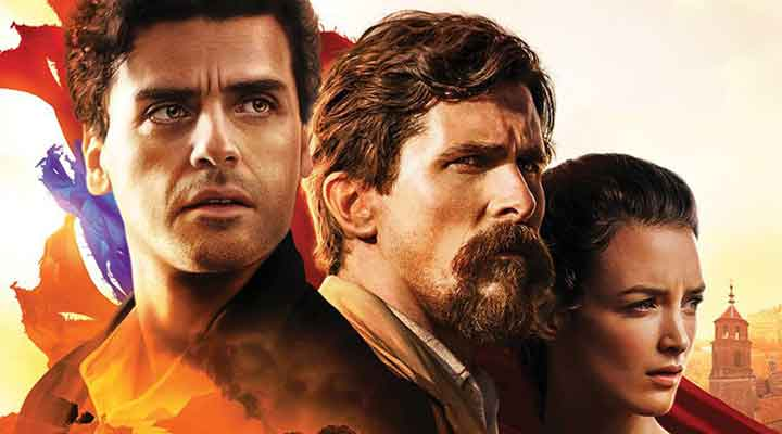 Filme A Promessa tem Oscar Isaac e Christian Bale