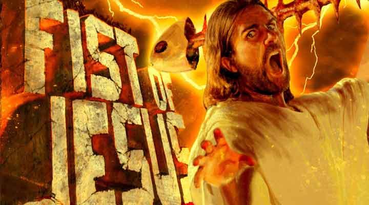 O curta Fist of Jesus pode virar longa metragem!