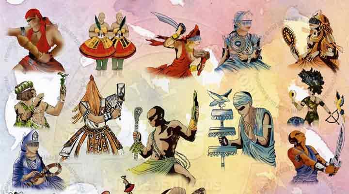 Artigo Mitos africanos na cultura pop