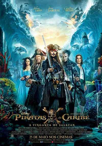 Crítica de Piratas do Caribe 5