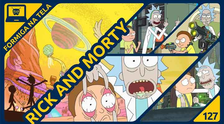Expectativa por Rick and Morty season 3