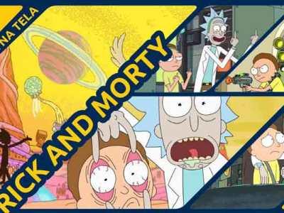 Expectativa por Rick and Morty season 3