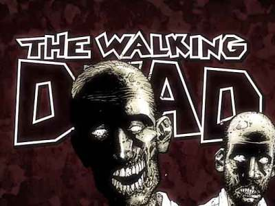 Motion comic de The Walking Dead #1