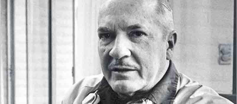 Robert A. Heinlein, autor de Um Estranho Numa Terra Estranha
