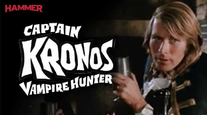 Capitão Kronos, o Caçador de Vampiros ganha série em quadrinhos